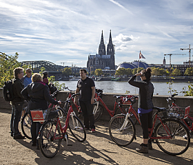 Colonia Aktiv - Guided Bike Tours Cologne
